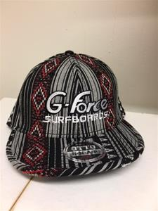 Aztec snap back hat